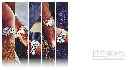 AUDEMARS PIGUET Frosted Gold霜金女表藉「佛羅倫斯技術」,以鑽石尖頭錘具敲擊黃金或白金,創造細微凹痕,在光線照射下,創造宛如鑲嵌上寶石般的閃耀光澤,玫瑰金164萬3000元、白K金181萬9000元。