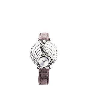Cartier Panthere Royale美洲豹腕表,約390萬元。