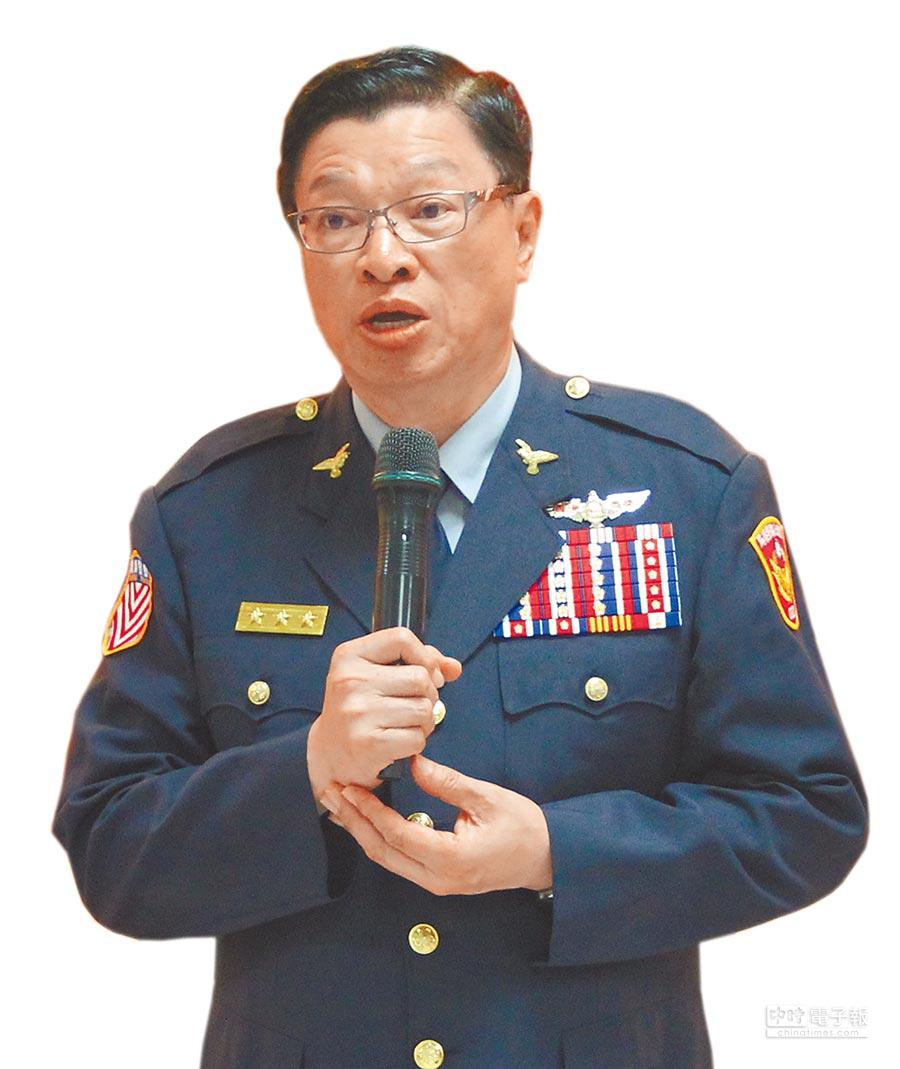 方仰寧平調回北市王隆調升警政署副署長- 社會新聞- 中國時報