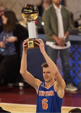NBA》大個又贏後衛 波神技術挑戰賽摘冠