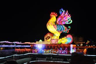 桃園燈會在龍潭續展至228連假