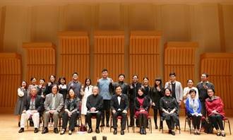 首屆國際歌劇重唱比賽 台灣隊以羅西尼「灰姑娘六重唱」奪魁