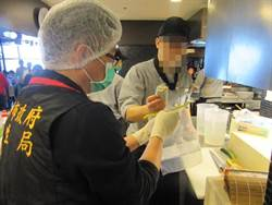 衛生局抽驗餐飲 饗食天堂花壽司腸菌超標