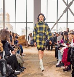 直擊紐約時裝周-時裝周上街頭 演出實境秀