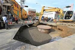 中市自來水管修復 今晚6點逐步恢復供水