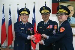 台南市警分局長布達 不乏博士級分局長