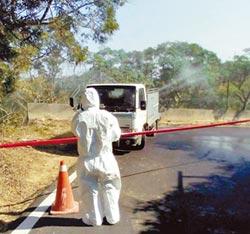 H5N6入侵 竹縣防疫大作戰
