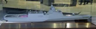 大陸能造濱海戰鬥艦? 阿布達比防務展透玄機