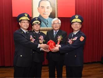 雲縣警局長黃明昭榮升 李進勇讚聲五大績效歡送