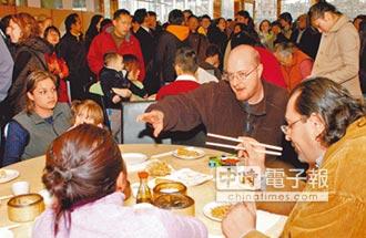 洋中餐四不像、難吃 老外不在乎
