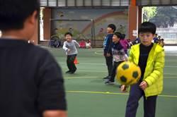 桃市雙龍國小下課15分鐘 鼓勵學童戶外運動