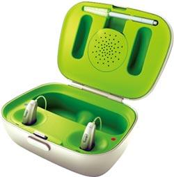 峰力充電式助聽器 省錢又環保