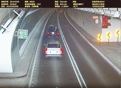 周五起 雪隧最低速限70公里