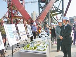 新舊並陳 南市美術館 明年底啟用