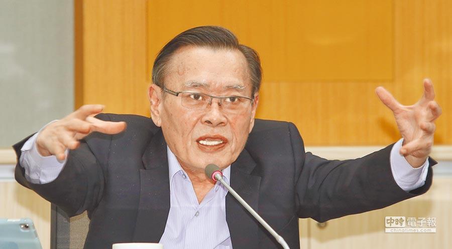 農委會防檢局長黃㯖昌(陳君瑋攝)