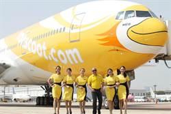 欣丰虎航與酷航攜手 去年4到9月獲利破4,600萬新幣