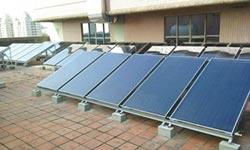 天晴能源高效太陽能熱水大型系統 林新醫院採用