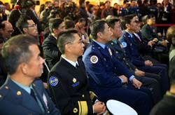2017大學博覽會揭幕 海軍陸戰隊儀隊開場