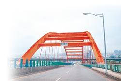 虹揚橋調撥車道 4月10日實施