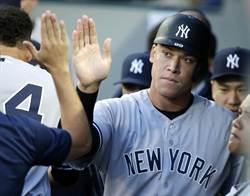 MLB》洋基超級怪力男 驚動大聯盟