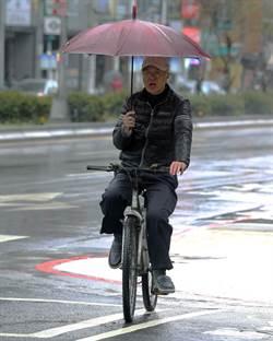 北台灣多雨  日夜都冷注意保暖