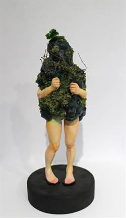 台藝大雕塑系展出迷你可愛袖珍作品