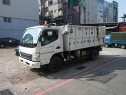 清洁队资源回收车遭窃 竟被卖到汽车旅馆