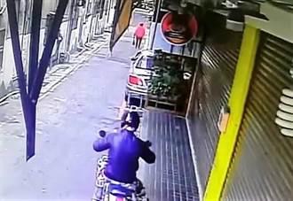 2男單行道製造假車禍 5違規騎士遭詐財