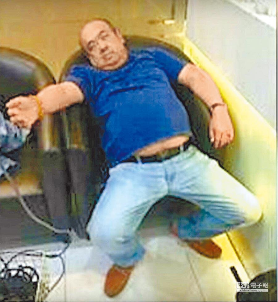 北韩领导人金正恩同父异母兄长金正男日前在马来西亚吉隆坡国际机场遭毒杀。(右图,摘自新海峡时报网站)