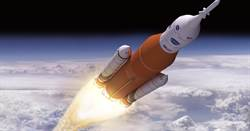 美國NASA強力火箭 川普希望趕快載人飛行