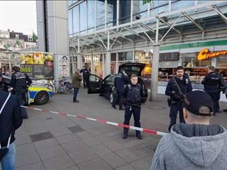 海德堡男子開車撞人群 1死2傷