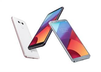 LG G6亮相 18:9大螢幕 創造更寬廣新視覺