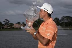 PGA》佛勒本田奪冠 潘政琮並列第37