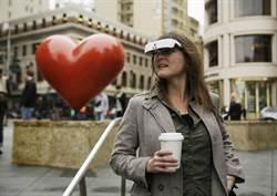 電子眼鏡問世 協助盲胞重新看見