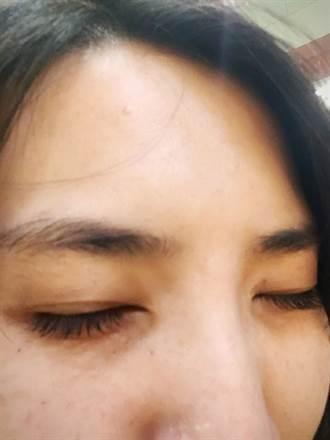 種睫毛當邋遢美人  小心蝨子卵入侵