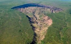 西伯利亞「地獄之門」急速擴大 暖化惡性循環