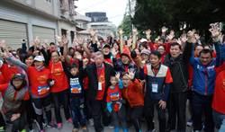 大桔大利峨眉鄉柑橘路跑 3000人參與