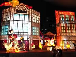 稻商廣設科連12年獲獎 花燈製作成特色傳統