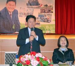 彰化市長邱建富就職7周年 分享豐碩成果