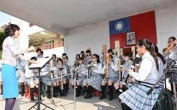 秀水國中直笛隊奪金賞獎 將代表台灣飛日參賽