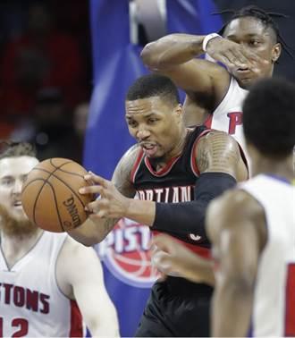 NBA》延長賽砍7分 馬可斯莫里斯助活塞取勝