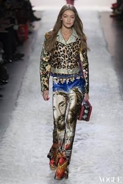 #2017秋冬紐約時裝週:Jeremy Scott對川普朝代的狂怒?