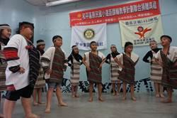 扶輪社友捐助英語遠距教學系統 台中2原校受惠