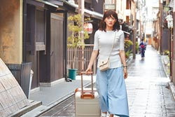 綾瀨遙跑遍京都
