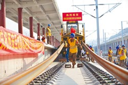 陸拚2020年 高鐵覆蓋80%大城市