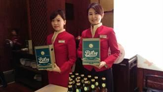 全球首支 國泰航空推飛行瓶裝啤酒