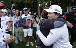 LPGA》匯豐次輪67桿 朴仁妃領先1桿躍榜首