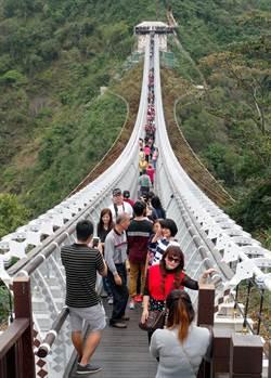 山川琉璃吊橋雙向可入 民眾盼開放折返