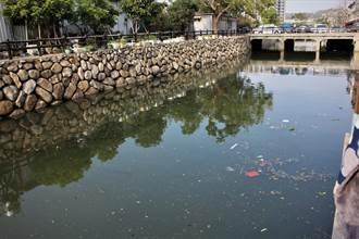 金門山外溪嚴重汙染 民眾憂影響自來水質