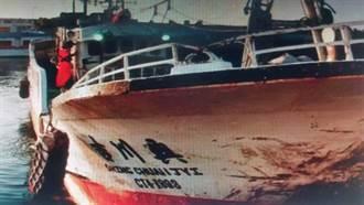 屏東漁船興川吉號遭緬甸扣押 最快4日可望獲釋